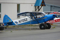 N7052 @ LHD - 1968 Piper PA-18-150, c/n: 18-8729 at Lake Hood