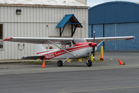 N42033 @ LHD - 1974 Cessna 172M, c/n: 17264154 at Lake Hood