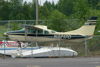 N27170 @ LHD - 1981 Cessna U206G, c/n: U20606116 at Lake Hood