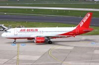 D-ALTJ @ EDDL - Air Berlin, Airbus A320-214, CN: 1838 - by Air-Micha