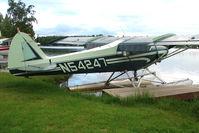 N54247 @ LHD - 1976 Piper PA-18-150, c/n: 18-7609049