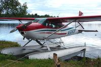 N5060R @ LHD - 1976 Cessna A185F, c/n: 18502992