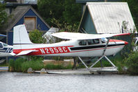 N2958C @ LHD - 1954 Cessna 180, c/n: 30858 at Lake Hood
