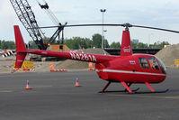 N4261A @ MRI - Robinson Helicopter Company R44 II, c/n: 12830 at Merrill Field