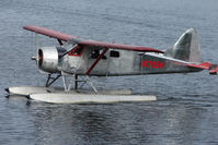N1785R @ LHD - 1949 Dehavilland DHC-2, c/n: 83 on Lake Hood