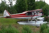 N82633 @ LHD - 1978 Piper PA-18-150, c/n: 18-7909023 on Lake Hood