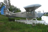 N4965 @ LHD - 2000 Gill Christopher S MURPHY SR2500, c/n: 025 Gull on Lake Hood
