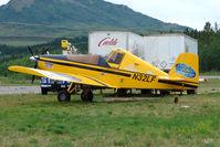N32LF @ PAHV - Rockwell International S-2R-800, c/n: 5089R at Healy River