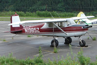 N1985Z @ PAHV - 1962 Cessna 150C, c/n: 15059785 at Healy River