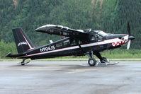 N906JS @ PAHV - 1966 Dehavilland DHC-2, c/n: 1659 TB34 of Denali Air at Healy River