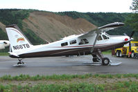N66TB @ PAHV - Dehavilland DHC 2 MK III, c/n: 1655TB31 at Healy River