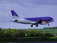 G-DBCI @ EGPH - Midland 2HY Landing on runway 06 - by Mike stanners