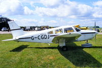 G-CGDJ photo, click to enlarge