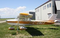C-GWAX @ CEN4 - Cessna 150L - by Mark Pasqualino