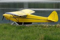 N82016 @ 5BL - 1979 Piper PA-18-150, c/n: 18-7909052 on Homer Beluga Lake