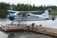 N338JM - 1954 Dehavilland DHC-2 MK. I(L20A), c/n: 456 of High Adventure at Soldotna Longmere Lake