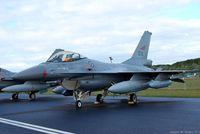 678 @ EHGR - F-16B Noorwegen Air Force - by Jan Lefers