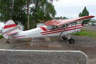 N1398H @ LHD - Aeronca 15AC, c/n: 15AC-449 at Lake Hood - by Terry Fletcher
