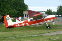 N9095M @ LHD - 1971 Cessna 180H, c/n: 18052195 at Lake Hood