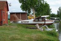 N2981D @ LHD - 1955 Cessna 170B, c/n: 26924 at Lake Hood
