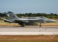 166651 @ LFTH - Landing rwy 23... Coded as '401' - by Shunn311