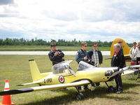 C-FPKY @ CYSC - Taken at Sherbrooke airport - by Dominique Gaudreau