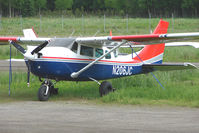 N206JC @ LHD - 1980 Cessna U206G, c/n: U20605765 at Lake Hood