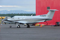 N190PE @ PANC - 1997 Pilatus Flugzeugwerke Ag PC-12/45, c/n: 190 at Anchorage