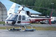N161EH @ PANC - 1988 Aerospatiale AS350 B2 ECUREUIL, c/n: 2144 at Anchorage