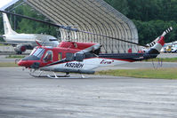 N523EH @ PANC - 1982 Bell 212, c/n: 31214 of Era Helicopters at Anchorage