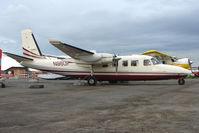 N98UP @ LHD - 1964 Aero Commander 680FL P, c/n: 1475-4 at Lake Hood