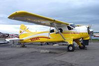 N55WE @ LHD - 1952 Dehavilland BEAVER DHC-2 MK.1, c/n: 273 at Lake Hood