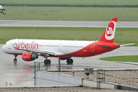 D-ABCF @ LOWW - Air Berlin - by Artur Bado?