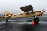 N170JL @ SXQ - 1953 Cessna 170B, c/n: 25560 at Soldotna