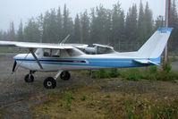 N4925H @ SXQ - 1979 Cessna 152, c/n: 15284024 at Soldotna