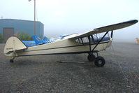 N33942 @ SXQ - 1941 Taylorcraft BC12-D, c/n: 2792 at Soldotna