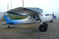N2768S @ SXQ - 1971 Cessna 150G, c/n: 15066668 at Soldotna