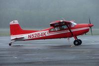 N5284K @ SXQ - 1975 Cessna 180J, c/n: 180-52598 at Soldotna