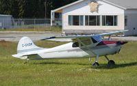 C-GXOR @ CYPW - Cessna 170B - by Mark Pasqualino