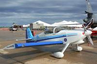 N140RV @ DYS - At the B-1B 25th Anniversary Airshow - Big Country Airfest, Dyess AFB, Abilene, TX - by Zane Adams