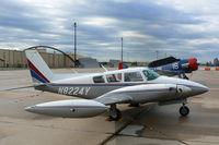 N8224Y @ DYS - At the B-1B 25th Anniversary Airshow - Big Country Airfest, Dyess AFB, Abilene, TX