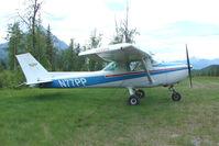 N77PP @ AK59 - 1972 Cessna 150L, c/n: 15073293 at King Ranch