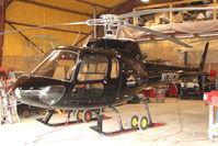 N178CH @ AK59 - 1987 Aerospatiale AS350 B2 ECUREUIL, c/n: 2042 of Last Frontier at King Ranch