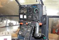 N119PH @ AK59 - Aerospatiale SA319B ALOUETTE III, c/n: 2119 - cockpit of WFU Heli