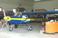 N488E @ AK59 - 1977 Cessna 152, c/n: 15279654