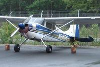 N8196A @ SXQ - 1952 Cessna 170B, c/n: 25048 at Soldotna