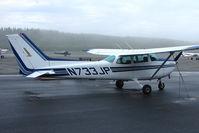 N733JP @ SXQ - 1976 Cessna 172N, c/n: 17268332 at Soldotna
