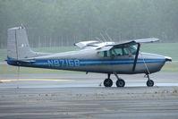 N8715B @ SXQ - 1957 Cessna 172, c/n: 36415 at Soldotna