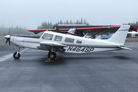 N464SP @ SXQ - 1974 Piper PA-32-300, c/n: 32-7440159 at Soldotna