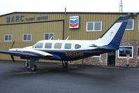 N65MR @ SXQ - 1968 Piper PA-31-310, c/n: 31-347 at Soldotna